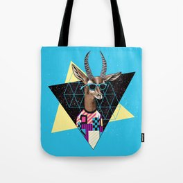 Teen Line Tote Bag