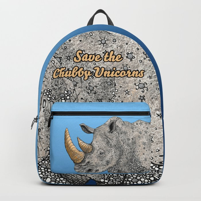 Rhino Totem Backpack