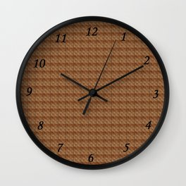 Osier Wall Clock