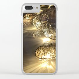the 5th season - heart time Clear iPhone Case