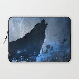 Twilight Wolf Laptop Sleeve