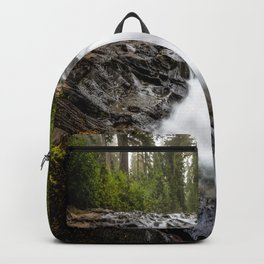 Rush - Paradise River Rushes to Falls in Mt. Rainier National Park Backpack