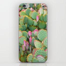 Prickly Pear Cactus Arizona iPhone Skin