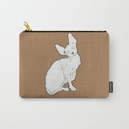 Cattastic Carry-All Pouch