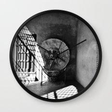 Bocca della Verita Wall Clock
