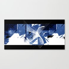 Digital Nation Canvas Print
