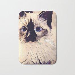 Cat For Cats Lovers Bath Mat