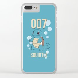 S.007 Clear iPhone Case