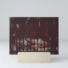 Carnicería. Mini Art Print