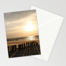 Sunset at Ameland I- The Netherlands Stationery Cards