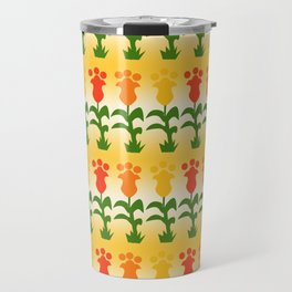 naive garden Travel Mug