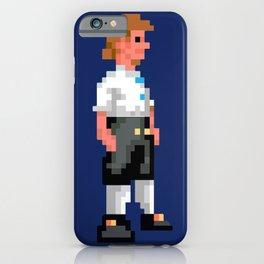 """""""I wanna be a pirate!"""" iPhone Case"""