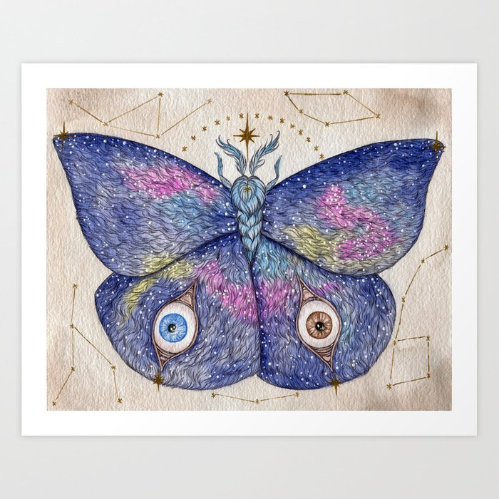Astronomical Visions  Art Print