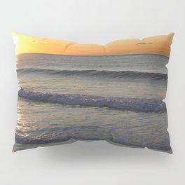 Waves and Sun Pillow Sham