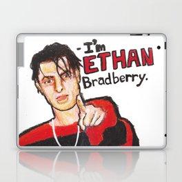I'M ETHAN BRADBERRY H3H3 meme in oil pastel Laptop & iPad Skin