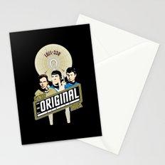 Star Trek TOS Trio Stationery Cards