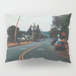 Suburbs Of Eugene, Oregon Pillow Sham