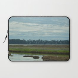 Marsh land Laptop Sleeve