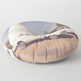 Sleep at the Wigwam Floor Pillow