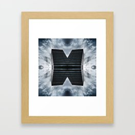 #111 Framed Art Print