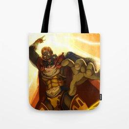 Zelda: Ganondorf Tote Bag