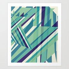 jet setter Art Print