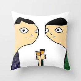 Pub Throw Pillow