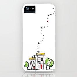 home sweet home I iPhone Case