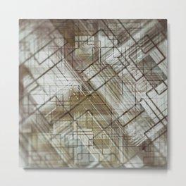 Abstractart 82 Metal Print