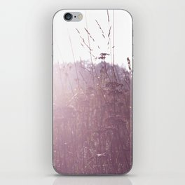 late summer iPhone Skin