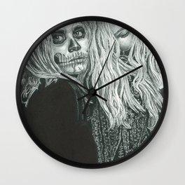 Olsen Twins Wall Clock