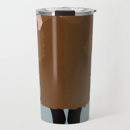 Hapy New Year, Be the best version of yourself Travel Mug