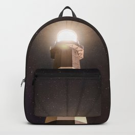 Tybee Lighthouse Under the Stars Backpack