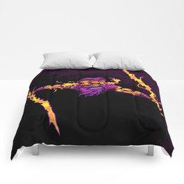 Z is for Zap Happy Zeus  Comforters