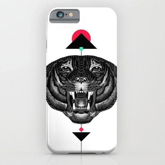 Roar My *--Tiger--* iPhone & iPod Case