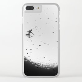 160820-9311 Clear iPhone Case