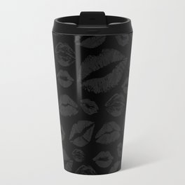 Dark Lips Travel Mug