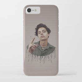 DRIPPING MADNESS iPhone Case