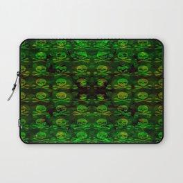 Poison Skull and XBones Laptop Sleeve