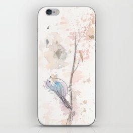 Bird II iPhone Skin