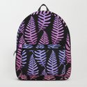 Multi Color Leaves (Black) by heartofhearts
