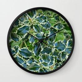Holly Wall Clock