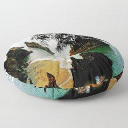 Thunder Rock Cove Floor Pillow