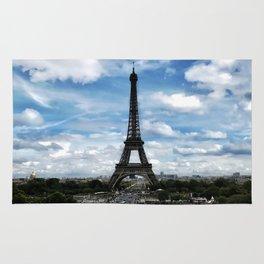 Paris France Rug