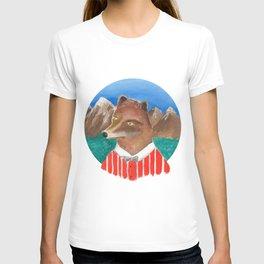 Fox of Lion T-shirt