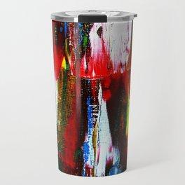 Coney Island (Part 2) acrylics on stretched canvas  Travel Mug