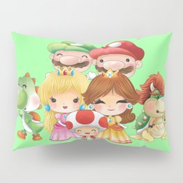 Green Plumber's collection Pillow Sham