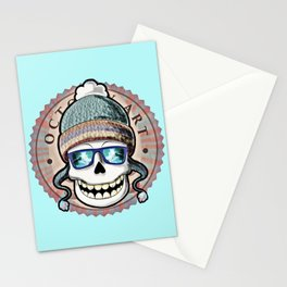 Skull candy! Stationery Cards