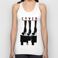 coven Tank Tops featuring Coven by Ruler Of Nothing Important