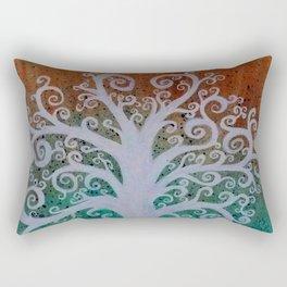 Tree of Day Dreams Rectangular Pillow